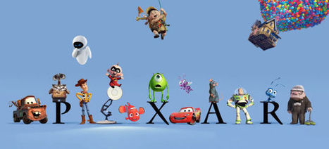 How Pixar Uses Math to Make Characters Look Perfect | News we like | Scoop.it
