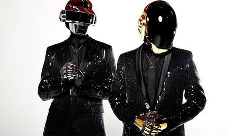 Daft Punk's Random Access Memories is Amazon's best-selling vinyl ever   Daft Punk   Scoop.it