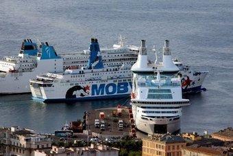 Le port de Bastia, tête de proue du trafic passager en Corse | Pour Bastia Par Passion | Scoop.it