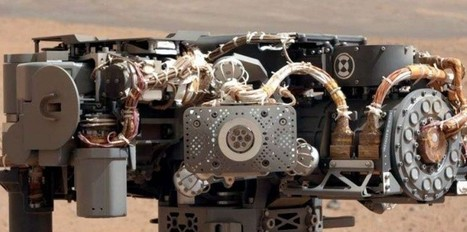 La découverte de Curiosity: de l'oxygène et du chlorométhane. | Mars curiosity | Scoop.it