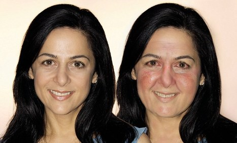 What TWO glasses of wine a day can do to your face in ten years | Wine Results | Scoop.it