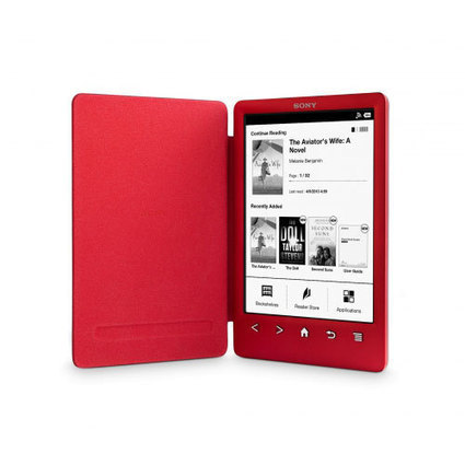 Sony Reader PRS-T3 Red – Liseuse | High-Tech news | Scoop.it