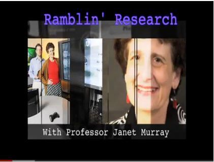 Inventing the Digital Medium: An Interview with Janet Murray (Part One) | Transmedia: Storytelling for the Digital Age | Scoop.it