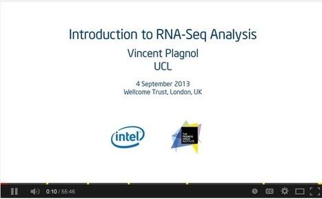 Statistics for Genomics: Introduction to RNA-Seq | RNA-Seq Blog | Insights | Scoop.it