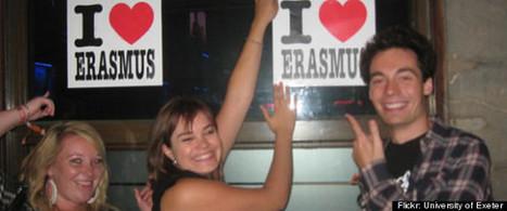 Los Erasmus sufren un 23% menos de paro que el resto de jóvenes europeos | Ofertas de empleo, Crea tu empresa | Scoop.it