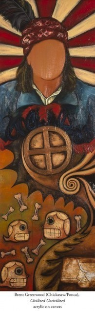 Native American art exhibition, 'Return from Exile,' starts two-year tour in ... - UGA Today | Native view | Scoop.it