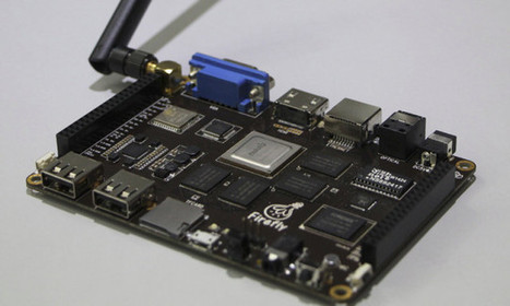 Firefly-RK3288 Development Board To Support Android and Lubuntu | Embedded Systems News | Scoop.it
