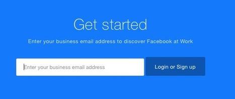 Facebook at Work: attiva la piattaforma pensata per le aziende! · Ninja Marketing, il punto di riferimento nell'innovazione nel marketing e nella comunicazione. | Hospitality Webmarketing, social e distribuzione on line | Scoop.it