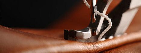 Comment se passe la production du cuir dans une tannerie moderne ? | cuir et luxe | Scoop.it
