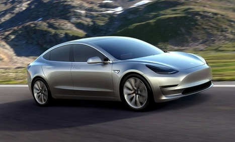 Tesla Model 3 may be delayed until the end of 2018   The Automotive View   Scoop.it