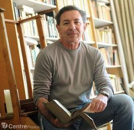 Le phénomène littéraire - La République du Centre   Jean-Marie Blas de Roblès   Scoop.it