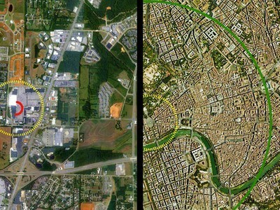 A New Way To Look At The Quality Of Our Cities: Walk Appeal | Digital Sustainability | Scoop.it