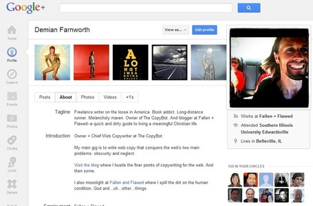 Google+ Guide | Quick and Dirty Guide to Killing It with Google+ | The Daily Egg | JHdez - Tech | Scoop.it