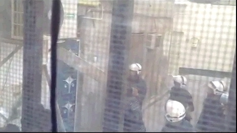 Bahrain:  Early morning regime vandals! | Human Rights and the Will to be free | Scoop.it