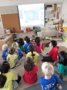 Blogging and tweeting as a collaborative writing engagement | KC | Kindergarten | Scoop.it