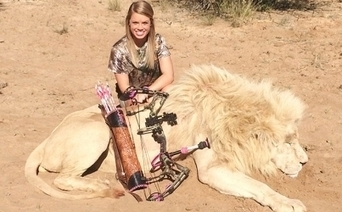 Facebook removes hunting photos of Texas teen that sparked online outrage | Nature Animals humankind | Scoop.it