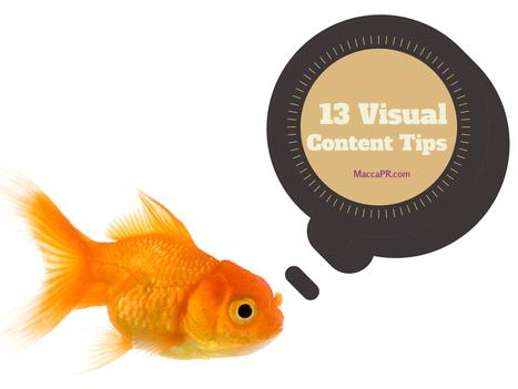 13 Visual Content Tips to Break Through Online Clutter | Online Marketing | Scoop.it