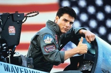 Eksulisf Selama 6 Hari, Film Top Gun Tayang Dalam Format IMAX   Informasi Film   Scoop.it