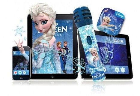 Ingo Devices launches Frozen interactive toys | Smart Media | Scoop.it