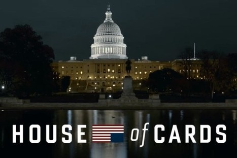 Netflix hits it big with Emmy nominations for House of Cards and Arrested Development | TV Trends | Scoop.it