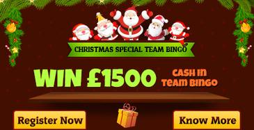 Enjoy Christmas Thrill at Gone Bingo | Free Slots Online | Scoop.it