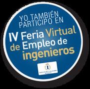 Hoy comienza la IV Feria Virtual de Empleo para Ingenieros | empleo | Scoop.it