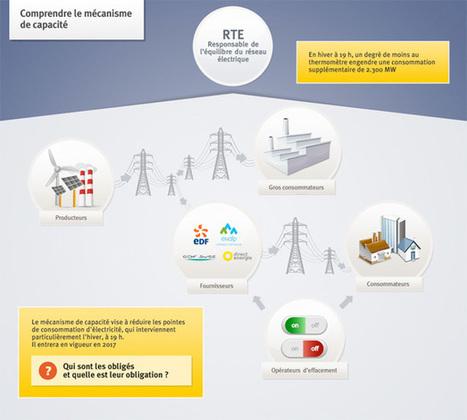 La certification des capacités de production et d'effacement d'électricité démarre | Développement durable, RSE, énergie, la nouvelle compétitivité durable | Scoop.it