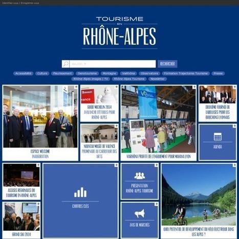 Nouveaux sites web de destinations touristiques (Mars 2014)   Veille touristique   Scoop.it
