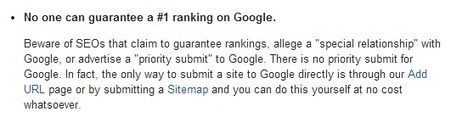 SEO Myths to be Aware of for Better Google Rankings • TechLila | SEO | Scoop.it