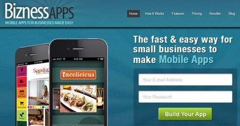 5 sitios web para crear aplicaciones móviles sin programar | NOTICIAS MANAGER | Scoop.it