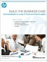 ITModelbook: Building a Business Case for HP Blade Servers   Server, Server OS and OS   Scoop.it