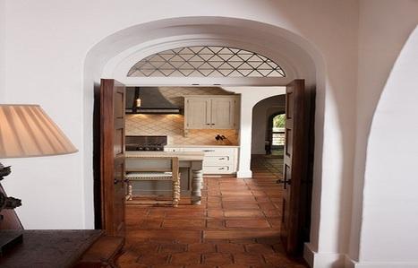 Stone Rustico Kitchen Floor Tile Ideas by Ken Mason   Rhinway- home design   Scoop.it