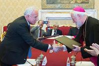 Signature de l'accord global entre le Saint Siège et l'Etat de Palestine   Echos des Eglises   Scoop.it