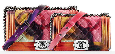Chanel's Spring 2015 Bags Have Arrived in Stores, Including the New Girl Bag | FBESHOP | Scoop.it