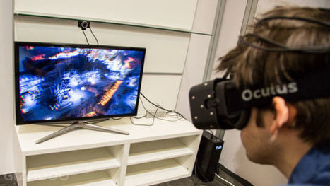 Oculus Rift Might Not Even Launch This Year | 3D Virtual-Real Worlds: Ed Tech | Scoop.it