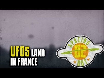Ufos land in France- spacing out | Et disclosure | Scoop.it