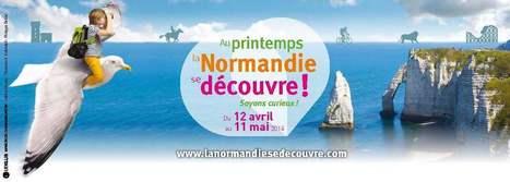 Au Printemps la Normandie se découvre - Grand Evreux Tourisme - Normandie | Revue de Web par ClC | Scoop.it