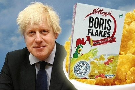 COMMENT: Boris Johnson, stale cornflakes and the myth of social mobility - SQ Magazine | Higher Education, Social Mobility and Widening Participation | Scoop.it