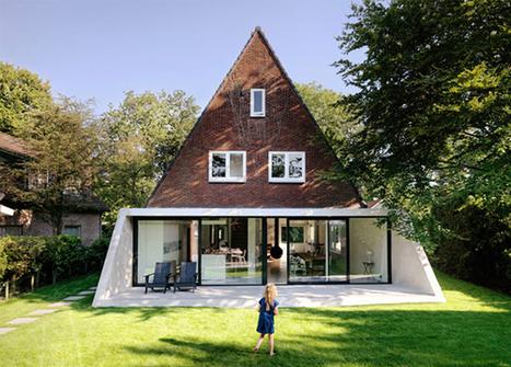 SH House par BaksvanWengerden | Journal du Design | Revue Déco du Web par Du Côté de Chez Vous | Scoop.it