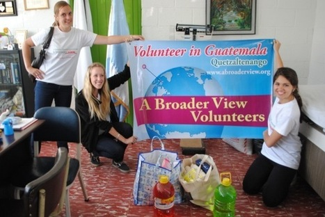 "Feedback Review Nicole Volunteer in Xela, Guatemala with Abroaderview.org | ""#Volunteer Abroad Information: Volunteering, Airlines, Countries, Pictures, Cultures"" 