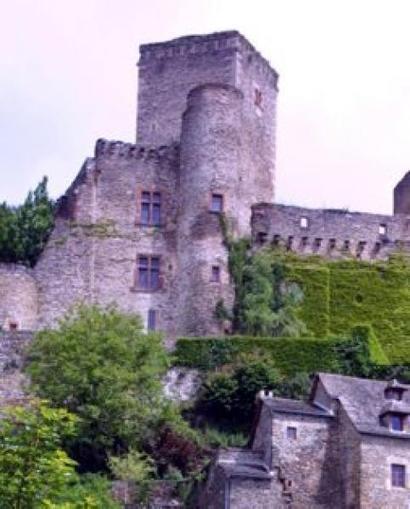 Belcastel : réouverture du château | L'info tourisme en Aveyron | Scoop.it