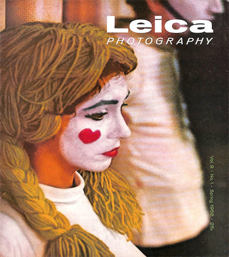 An Online Archive of Leica Photography Magazines Dating Back to 1949 | Backstage Rituals | Scoop.it