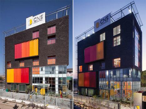 India Art n Design inditerrain: CNS Neurology Hospital - architecturally integrated healthcare solutions! | India Art n Design - Architecture | Scoop.it