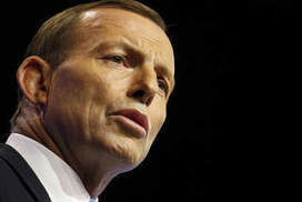 Tony Abbott uses global stage to take a swipe at Labor over financial crisis | Media | Scoop.it