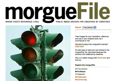50+ banques d'images gratuites | Weedle | Time to Learn | Scoop.it