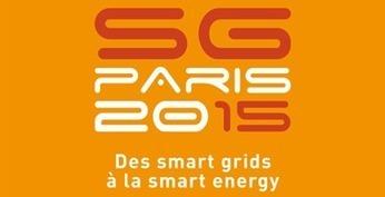 SG Paris 2015 - Le Salon des Smart Grids | Smart Grids | Scoop.it