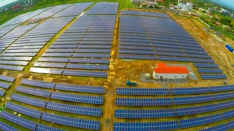 World's First Solar Airport No Longer Pays Electricity Bills | Sustainability Science | Scoop.it