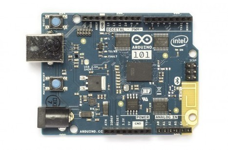 Arduino Blog – Intel releases the Arduino 101 firmware source code | Open Source Hardware News | Scoop.it