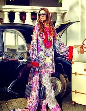 CHEAP SUMMER DRESSES BY ELAN LAWN 2015 | Style360fashion | clothing and fashion new designs | Scoop.it