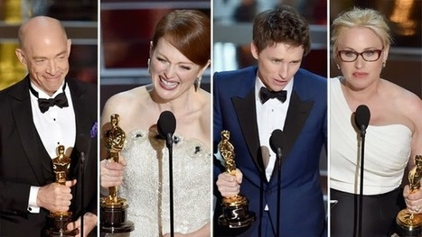 2015 Academy Award Full Winners Lists ~ First Celeb Post | Sports & Entertainment | Scoop.it
